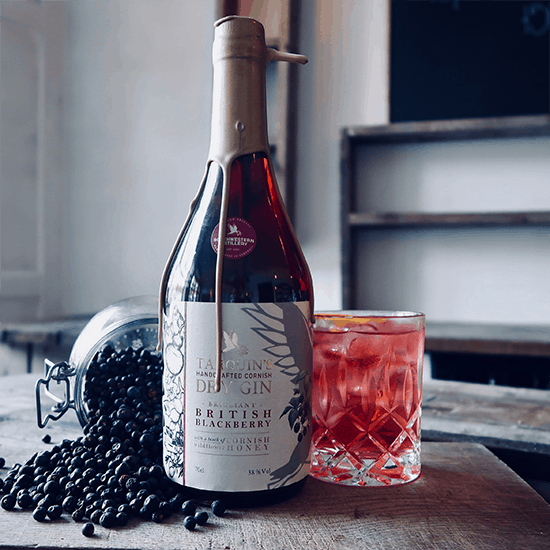 Tarquin's Dry British Blackberry Gin