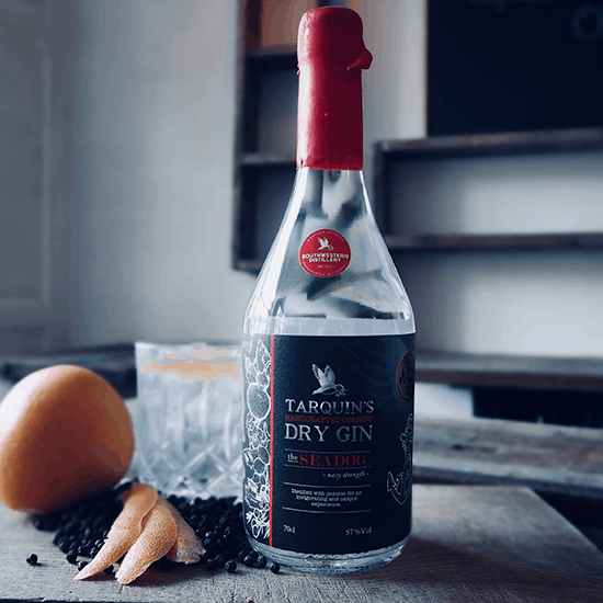 Tarquin's Seadog Navy Strenght Gin
