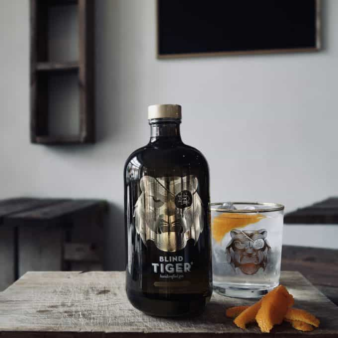 Blind Tiger Imperial Secrets Gin