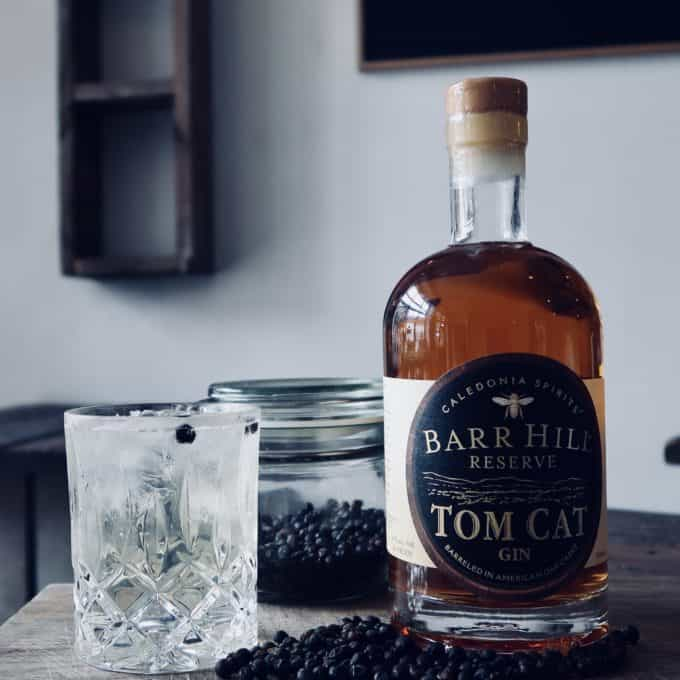Barr Hill Old Tom Cat Gin