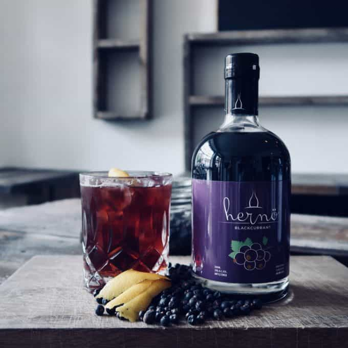 Hernö Blackcurrant Gin