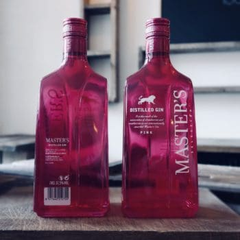 Masters Pink London Dry Gin