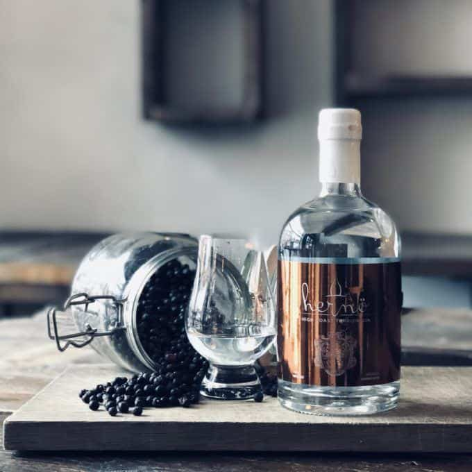 Hernö High Coast Terroir 2018 Gin