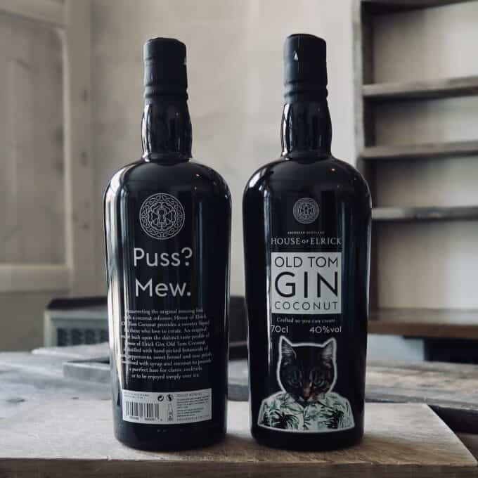 House of Elrick Old Tom Gin