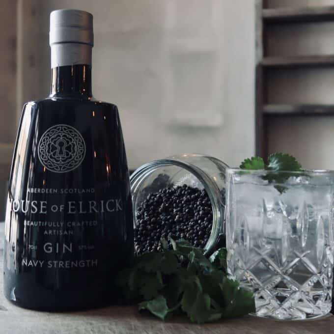 House of Elrick Navy Strength Gin