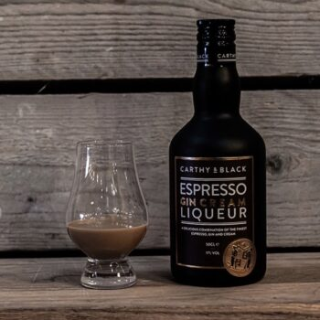CARTHY & BLACK ESPRESSO GIN CREAM LIQUEUR