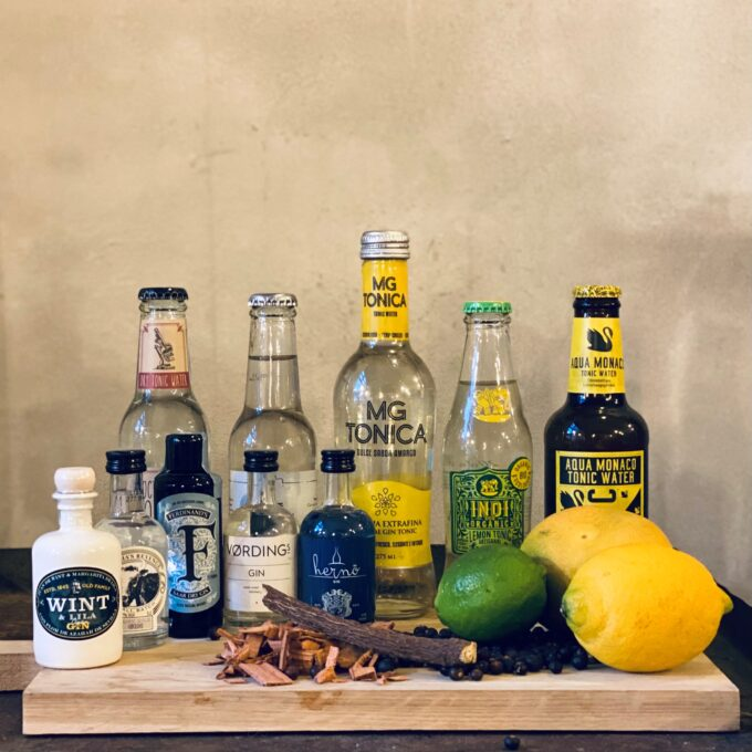 gin-smagning online no. 3